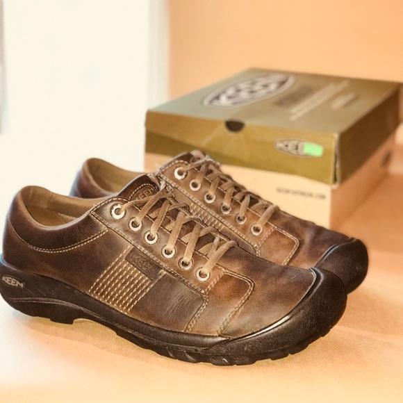 """b8e47a6e16f Keen Other - KEEN Gargoyle """"Austin"""" Shoes, Chocolate Brown"""